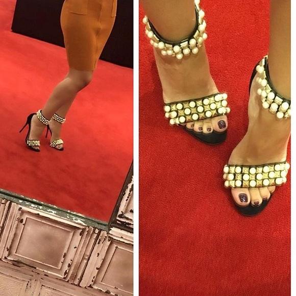 8c58a6ef6d46 Christian Louboutin Shoes - Black